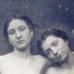Primera foto de desnudos de la historia