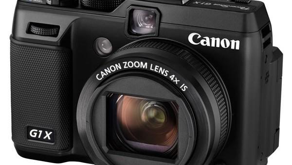Canon Powershot G1X - Primer contacto