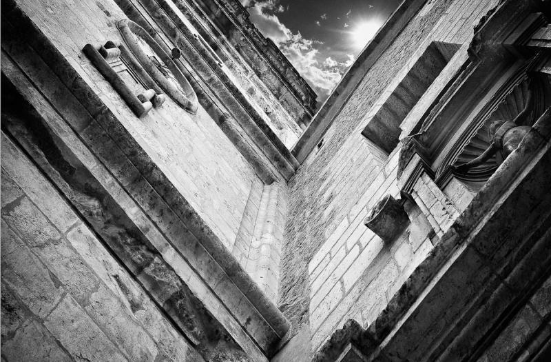 Primer premio fotografía Blanco y Negro