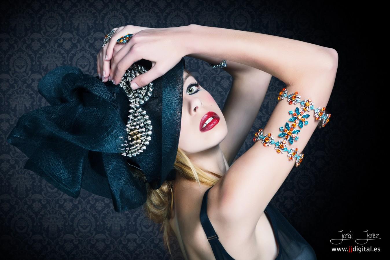 Sesión Beauty - Jordi Jerez - Claudia Mahalean