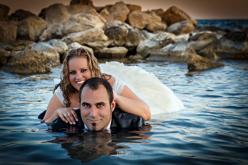 Fotografo de Bodas - Postboda en Campello Alicante