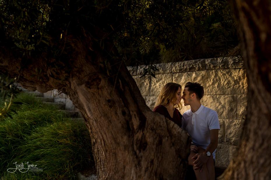 Preboda en Alicante Castillo La Ereta