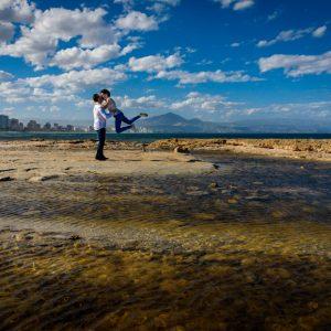 Preboda en las playas de Alicante – Alba y Emilio (Castalla)