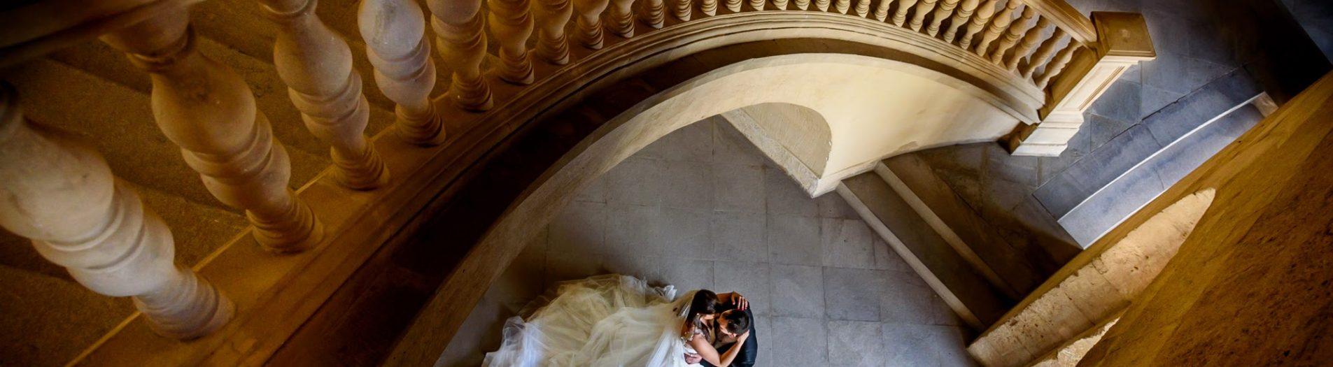 Postboda Alhambra y Generalife Granada - Maite y José