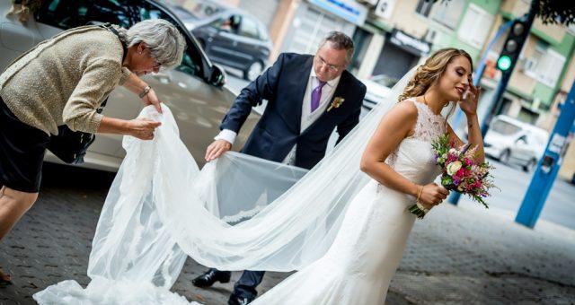 Que pasa el día de tu boda ?