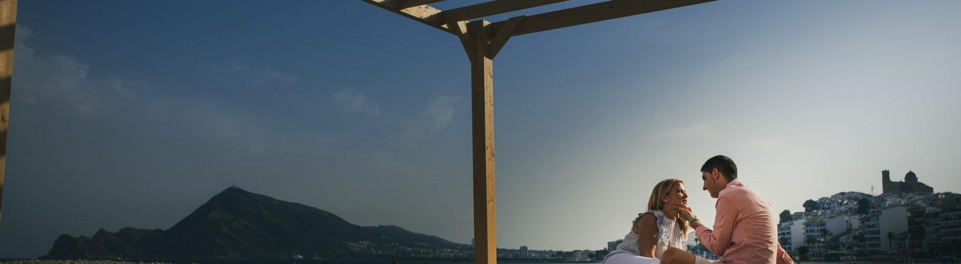 Preboda en Altea (Alicante) - Pilar y Adolfo